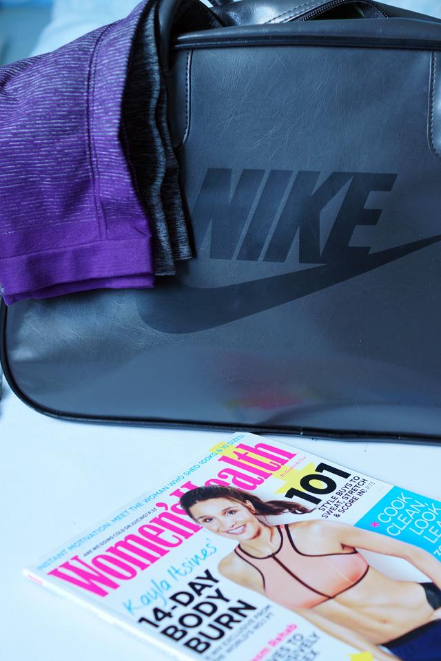 Hello Freckles Gym Bag Sportswear Fitness
