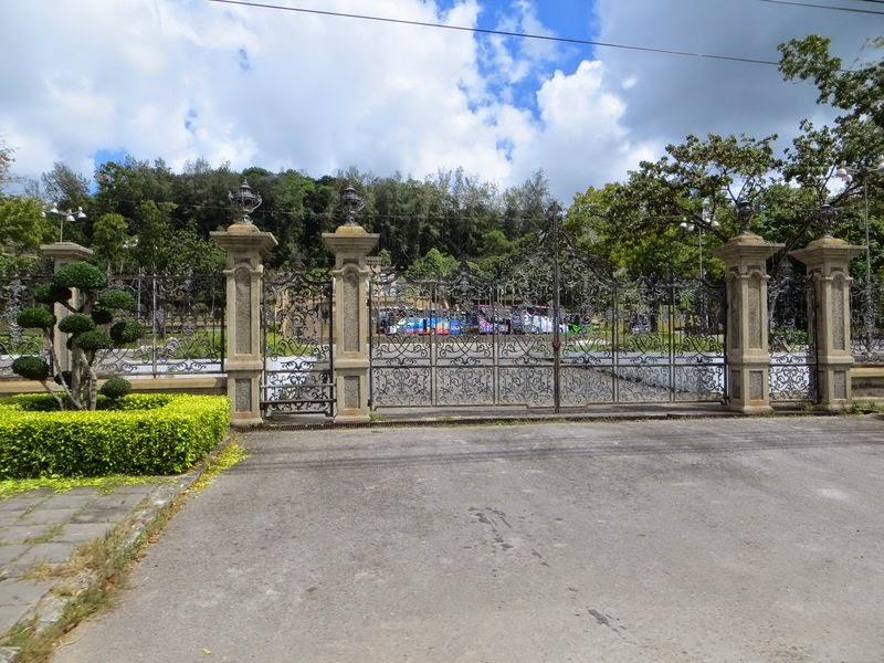 Ворота в городской парк Хатьяй