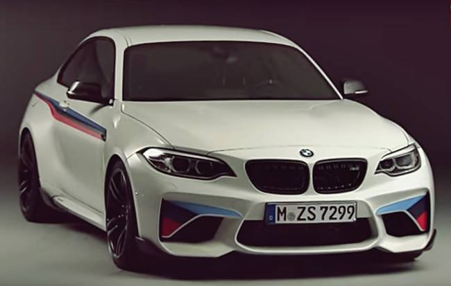 2017 Bmw M2 Coupe Performance Review Bmw Redesign