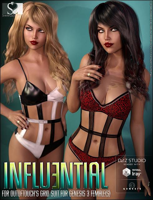 Grid Suit Influential Textures