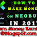 Make Money Online Without Investment With Neobux