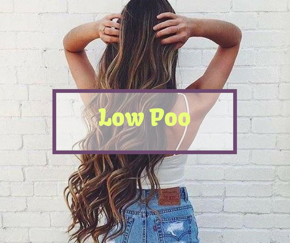 Técnica Low poo!