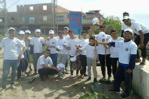 الرابطة والبلدية يطلقان مسابقة لأحسن وأنظف حي ببلدية الكريمية