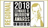 Edward R. Murrow Regional Awards logo