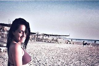tv actress shveta rare pregnant pics
