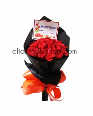 Hand Bouquet FM-MS15