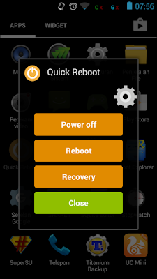 Cara Termudah Masuk ke CWM Recovery Pada Ponsel Android