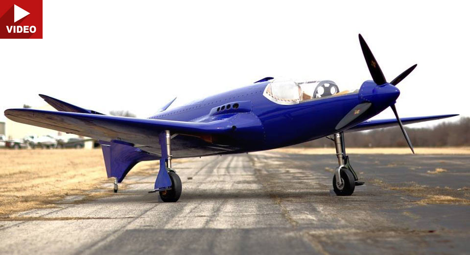 Bugatti Airplane Replica Final Test Flight Ends In Tragedy, Pilot Killed In Crash
