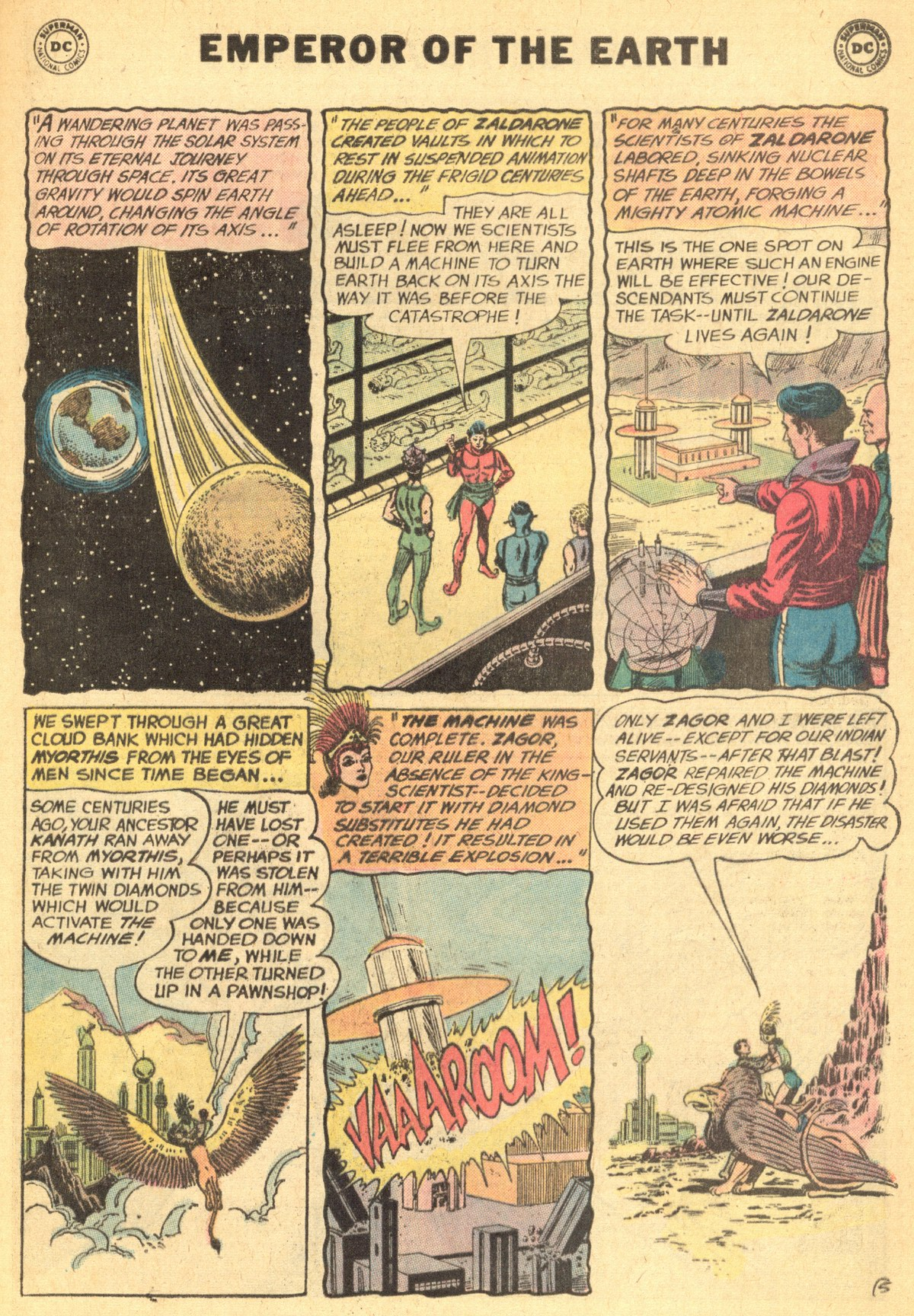 Strange Adventures (1950) issue 243 - Page 29