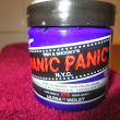 MANIC PANIC EQUALS EPIC FAIL