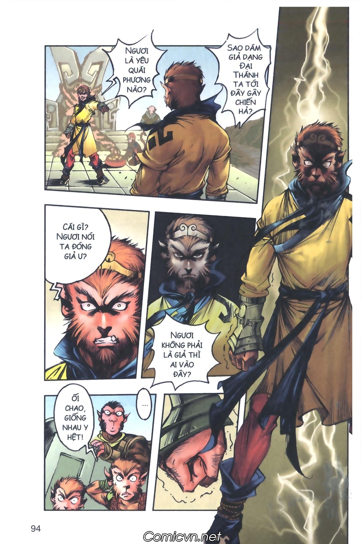 Tây Du Ký màu - Chapter 103 - Pic 20