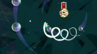 Gravity Ghost Game Screenshot 1
