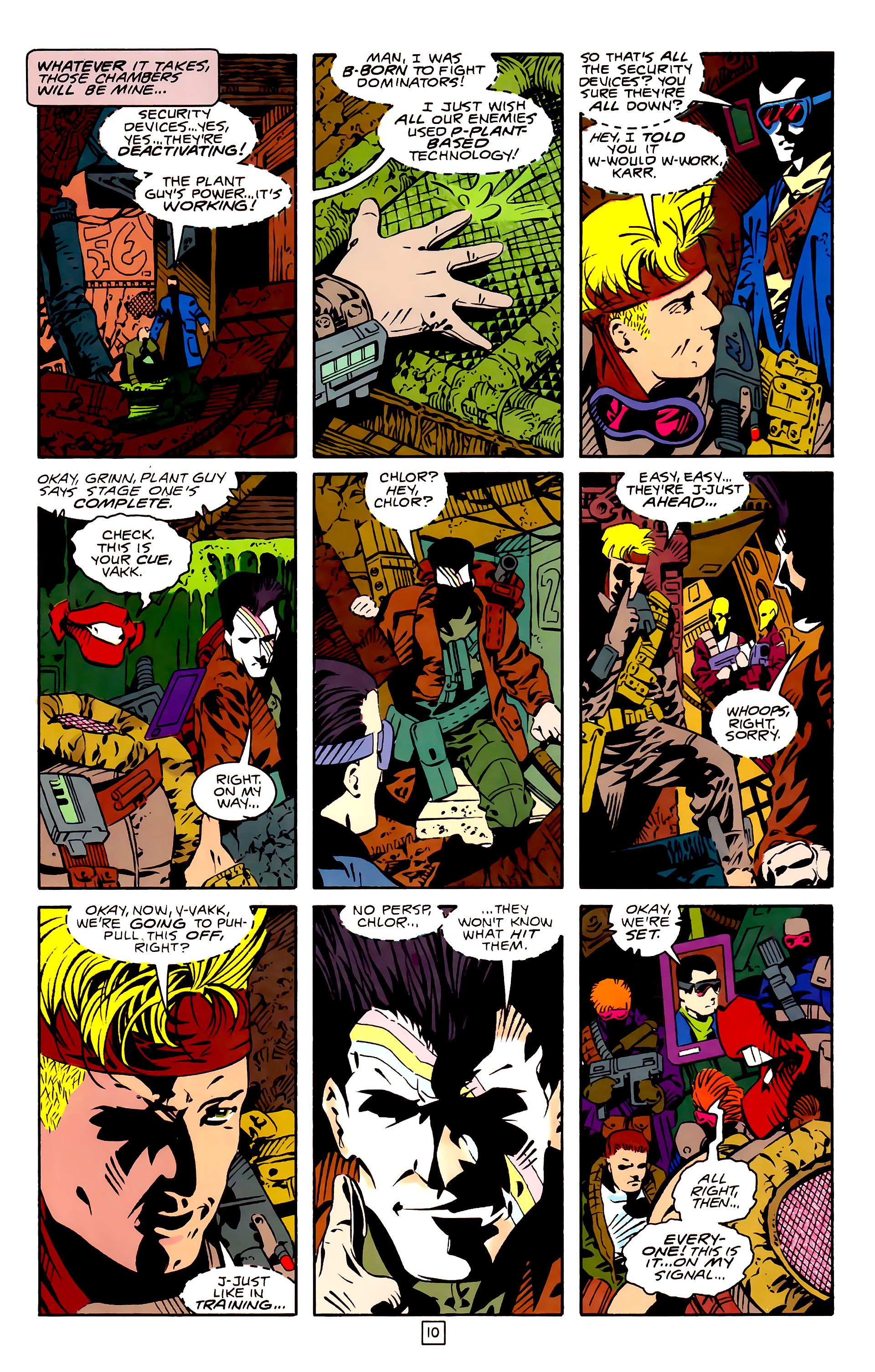 Legion of Super-Heroes (1989) 26 Page 10