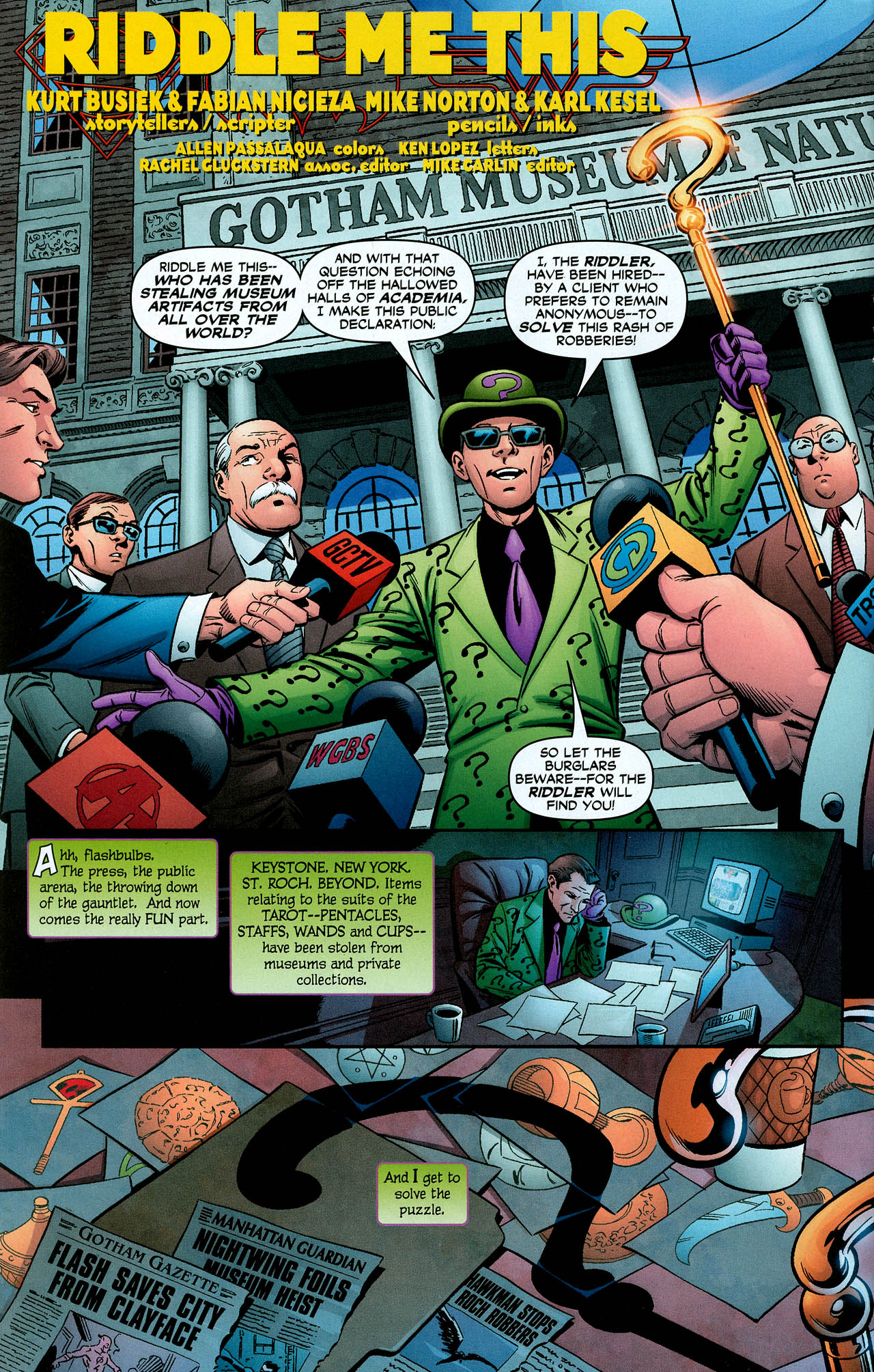 Read online Trinity (2008) comic -  Issue #12 - 20