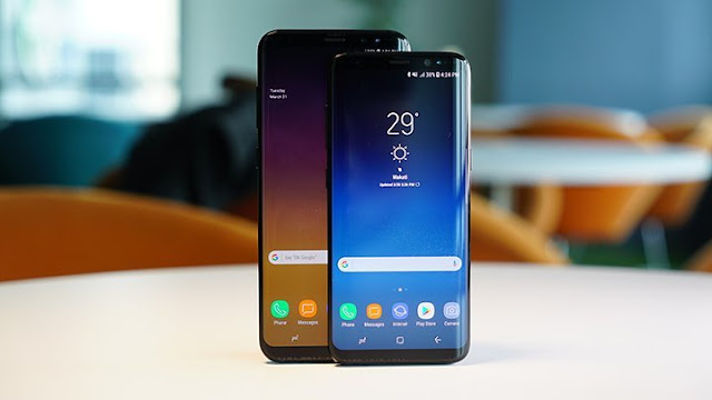 Samsung sold 20 million Galaxy S8 duo in 1st 15 weeks of release