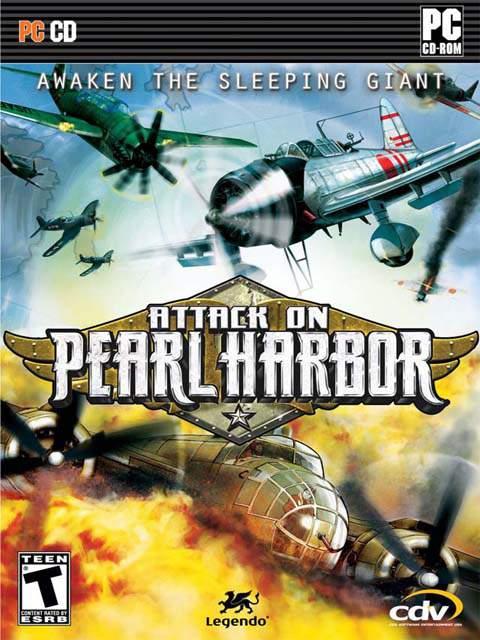 تحميل لعبة Attack On Pearl Harbor مضغوطة برابط واحد مباشر + تورنت كاملة مجانا