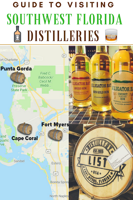 Rum Distillery Guide for Southwest Florida