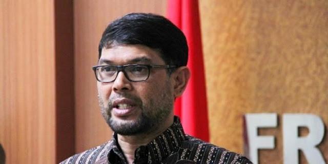 Nasir Djamil Anggap Pemerintah Kurang Kerjaan Sehingga Membuat Perppu Ormas Demi Membubarkan HTI