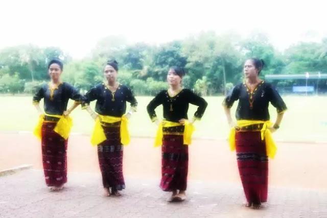 Tea Eku, tarian adat Kabupaten Nagekeo