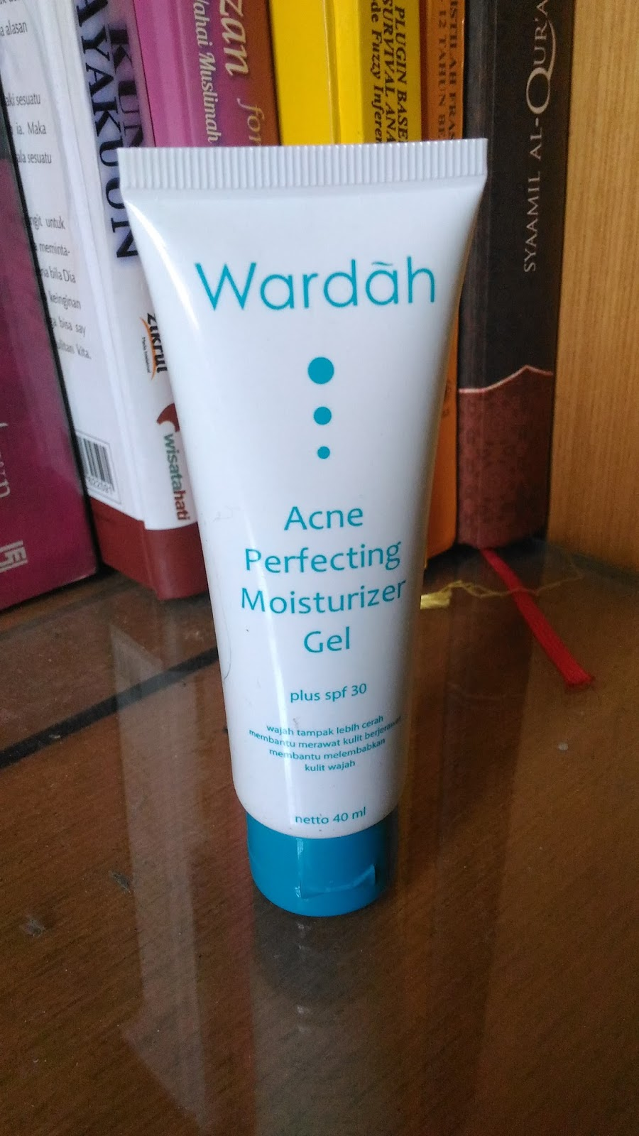 REVIEW WARDAH ACNE SERIES ACNE CLEANSING GEL ACNE