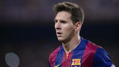 Lionel Messi Minta Pindah ke Manchester City
