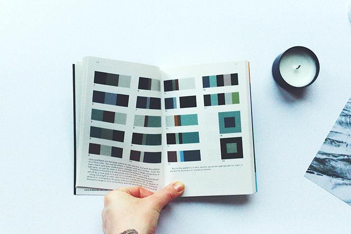 Książa o kolorach