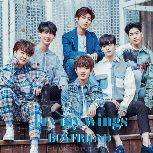 BOYFRIEND – Try My Wings – Single -Japanese Ver.-