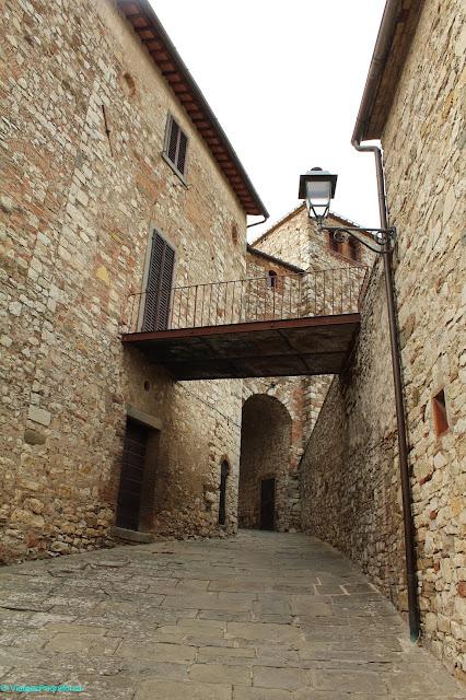 Radda in Chianti, Toscana, Itàlia