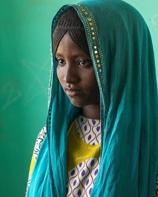 Safari Fusion blog | African colour | Afar tribal girl, Ethiopia