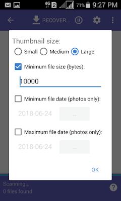 2 Cara Mengembalikan File Data Memory Card yang Hilang Atau Terformat Gratis Dan Termudah . Tinggal Pilih Saja