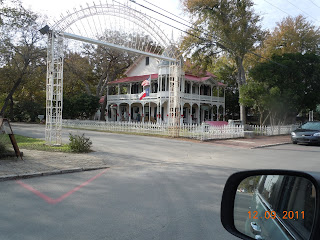 gruene texas bed and breakfast