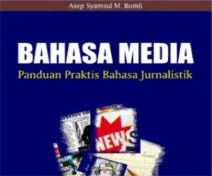 bahasa media jurnalistik
