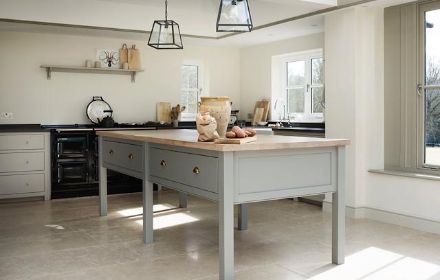 Plain English Kitchen Design