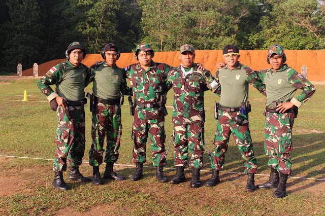 Babinsa Koramil 06/Muara, Kodim 0210/TU Ikut Antarkan Kedigdayaan Kontingen TNI AD di AARM Ke-28 Malaysia