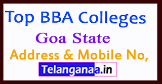 Top BBA Colleges in Goa