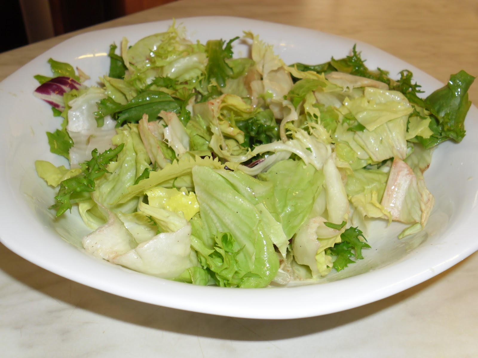 diétás saláták recept