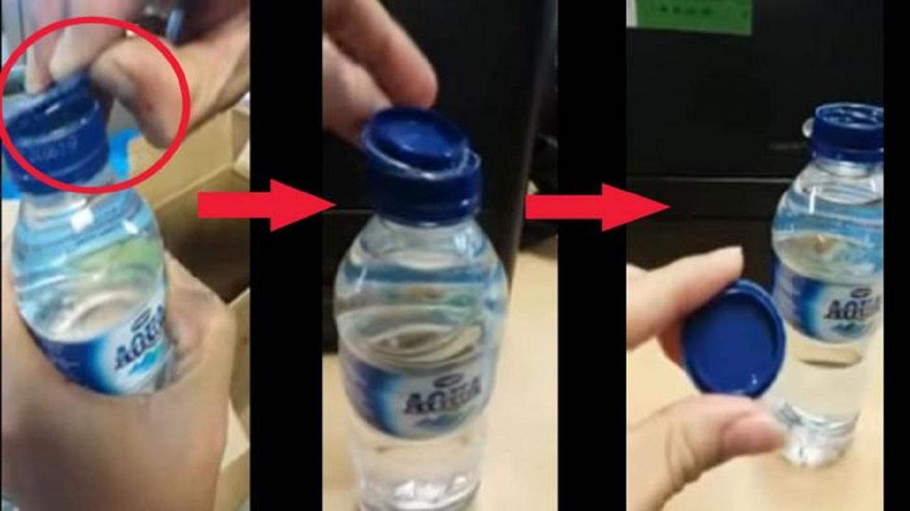 Himbauan: Hati-hati Membeli Air Mineral Kemasan Apapun!