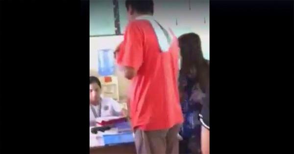 WATCH: Patient, folk harass nurse in Cebu hospital