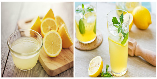 lemon diet
