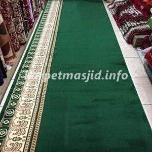 Harga Karpet Masjid Tebal Hijau