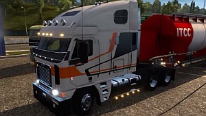 Freightliner Argosy for 1.20 patch