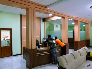 furniture interior kantor ruang lobi semarang  01