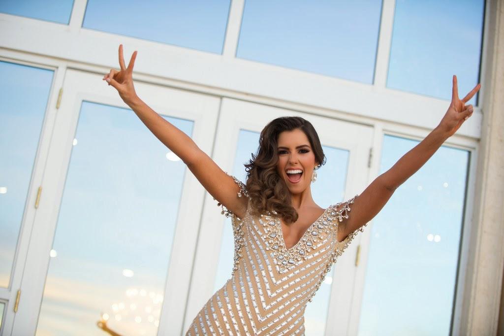 Miss Universe Paulina Vega: Miss Universe 2014 Winner
