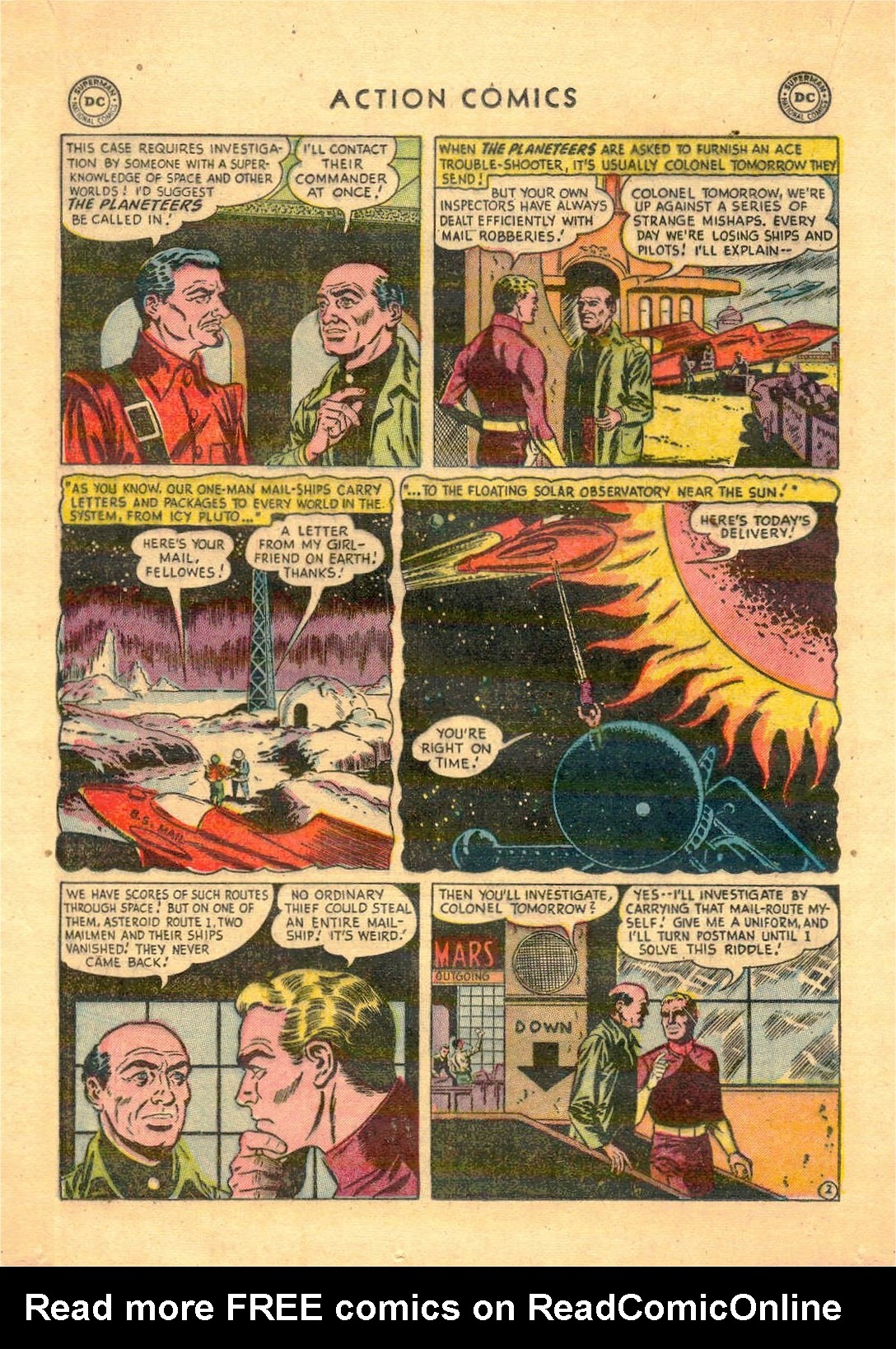 Read online Action Comics (1938) comic -  Issue #181 - 25