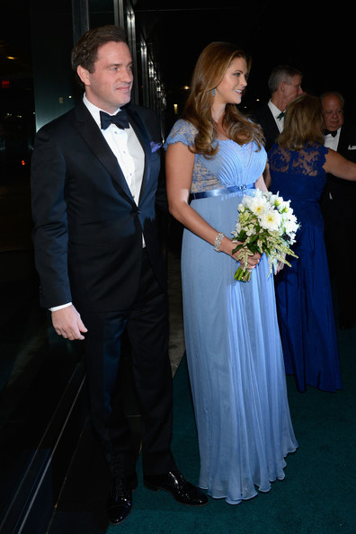 Princess Madeleine and Chris O'Neill