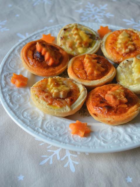Tartelettes apéritives