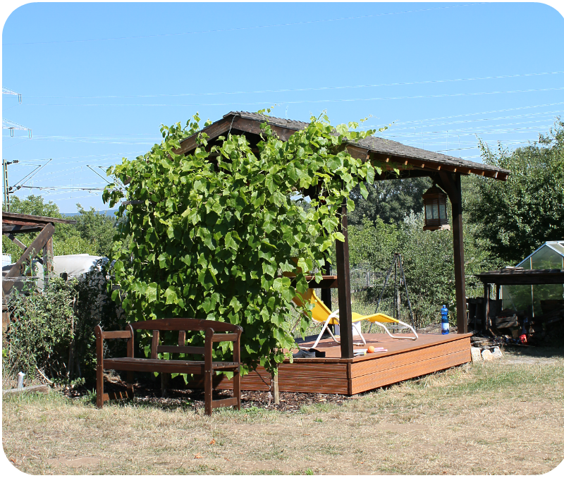 DIY Teepavillon | Arthurs Tochter Kocht by Astrid Paul