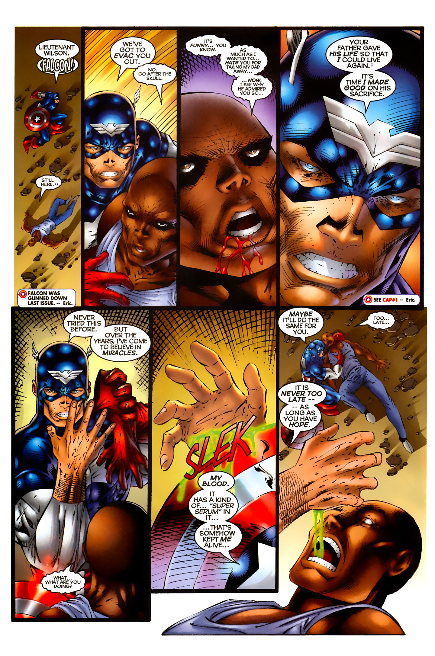 Captain America (1996) Issue #5 #5 - English 10