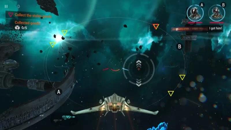 Galaxy on Fire 3 Mod Apk Unlimited Money Unlocked
