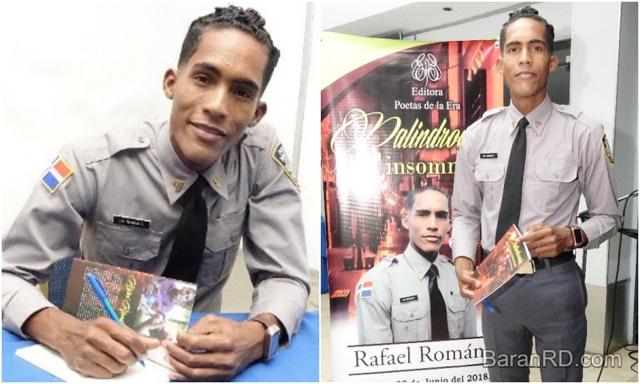 Sargento lanza su segundo libro de poesía